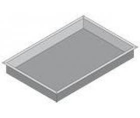 Гастр. GN 1/2 H-60 с гранитной эмалью 6014.1206