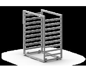 Вкатная структура XWVBC-0911 для печей GN1/1