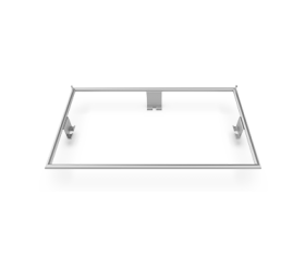 Cтруктура для мытья трех гастроемкостей GRP860