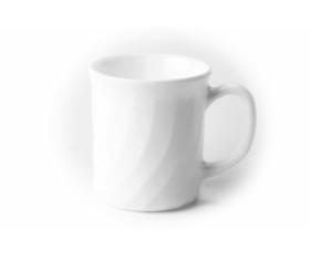Кружка 290мл белая  Трианон (68978) /36/D6880