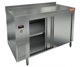 TS 11 GN (1100x700x850) тепловой стол-купе пристенный, HICOLD RUS